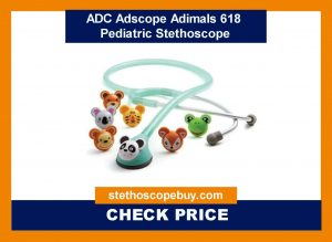 ADC Adscope Adimals 618 Pediatric Stethoscope