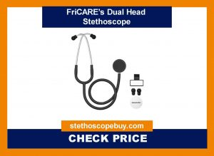 FriCARE's Dual Head Stethoscope