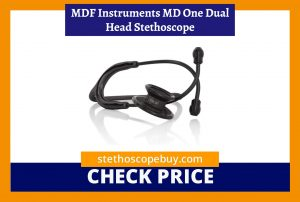 MDF Instruments MD One Dual Head Stethoscope