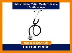 3M Littmann 2144L Master Classic II Stethoscope