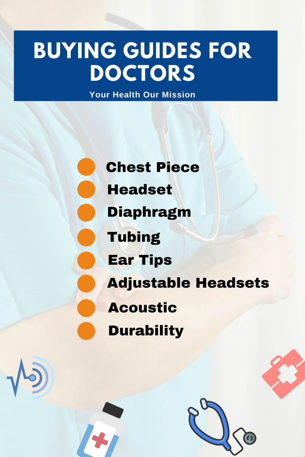best stethoscope buying guides