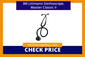 3M Littmann Stethoscope, Master Classic II