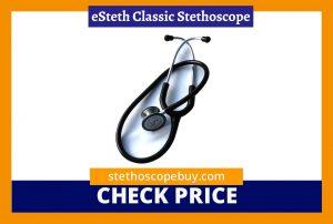 eSteth Classic Stethoscope